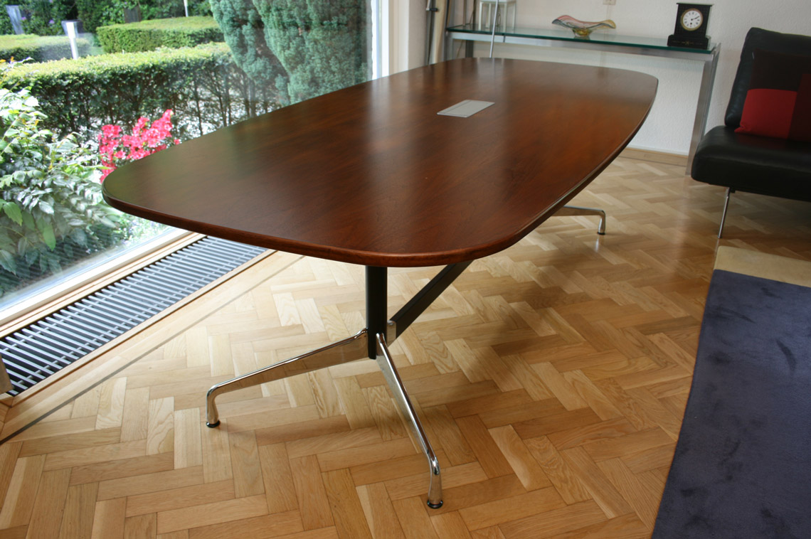Design Vitra Segmented Table