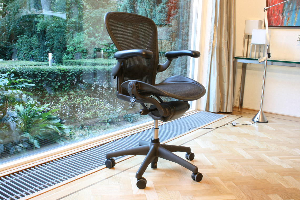 Design Herman Miller Aeron Chair