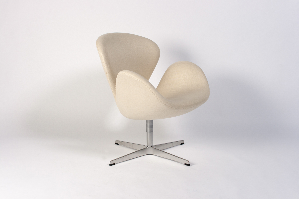 Fritz Hansen Egg Chair Prijs.Fauteuils Swan Chair